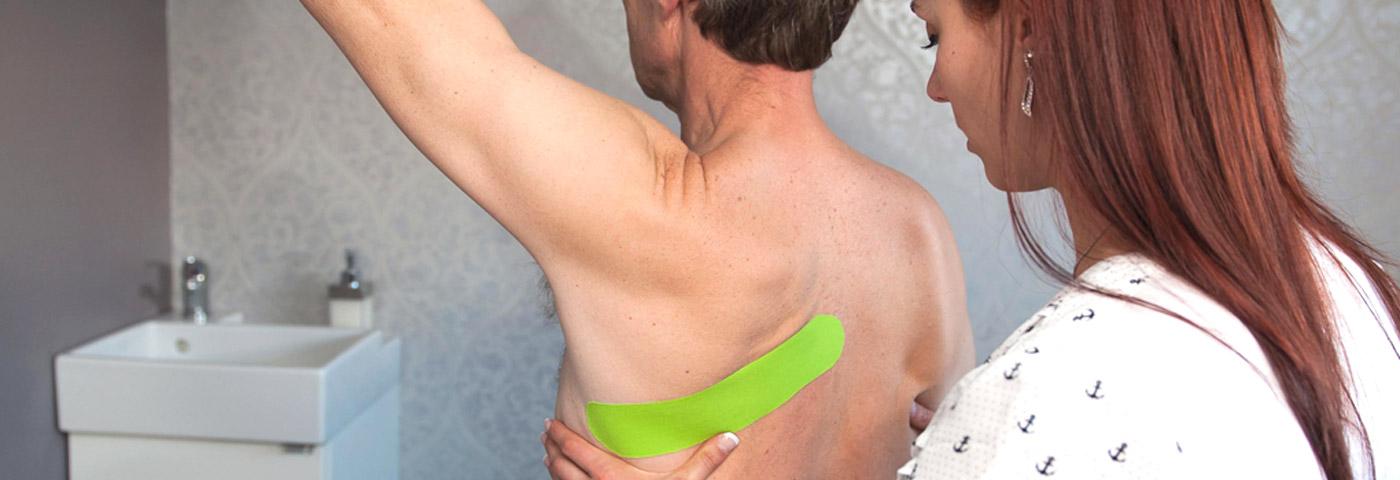 Pourquoi utilise-t-on le taping neuro-proprioceptif?