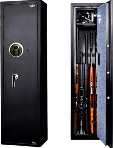 Best Long Biometric Gun Safe