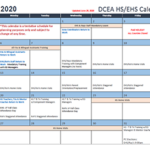 Click here for the 2020 - 2021 Calendar