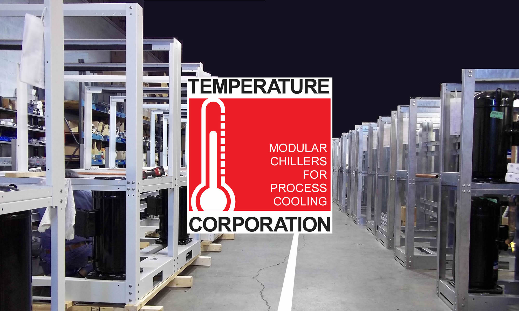 Industrial Chillers And Chilling Systems