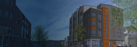 Welcome to Modern Living <br>in Downtown Winooski, VT