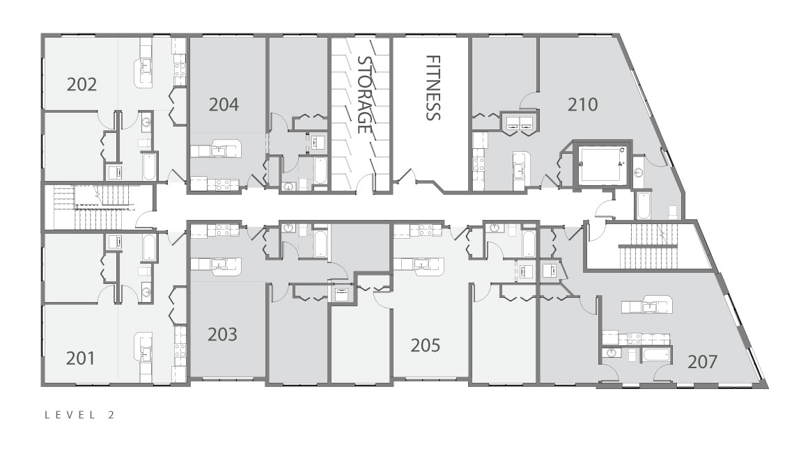 Level 2 Floor Plan