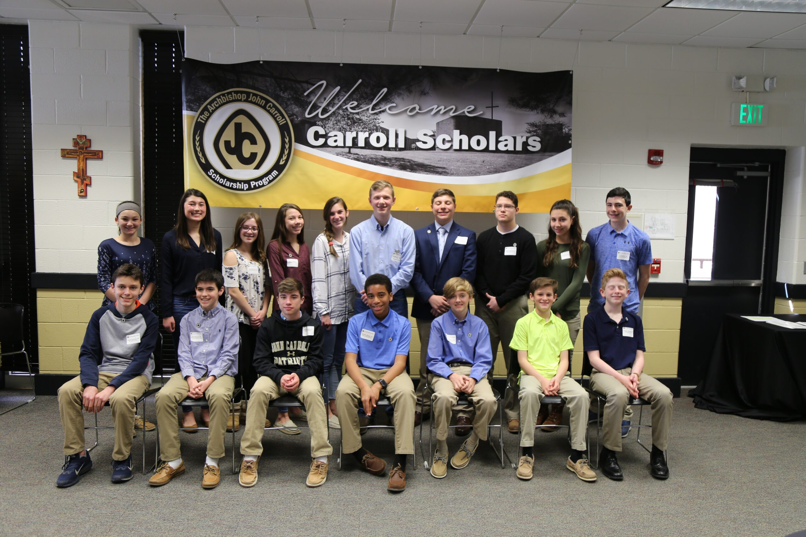 Archbishop John Carroll Scholarship Program