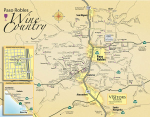 wine tours paso robles