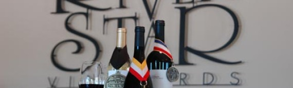 Take a wine tour to River Star Vineyards
