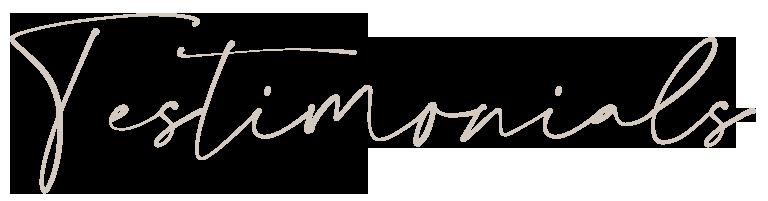 testimonials-calligraphy