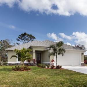 custom-built homes in Florida