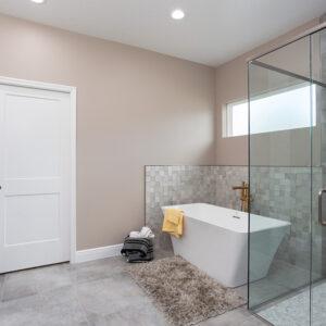 new bathroom