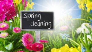 Spring Cleaning: What You May Be Missing