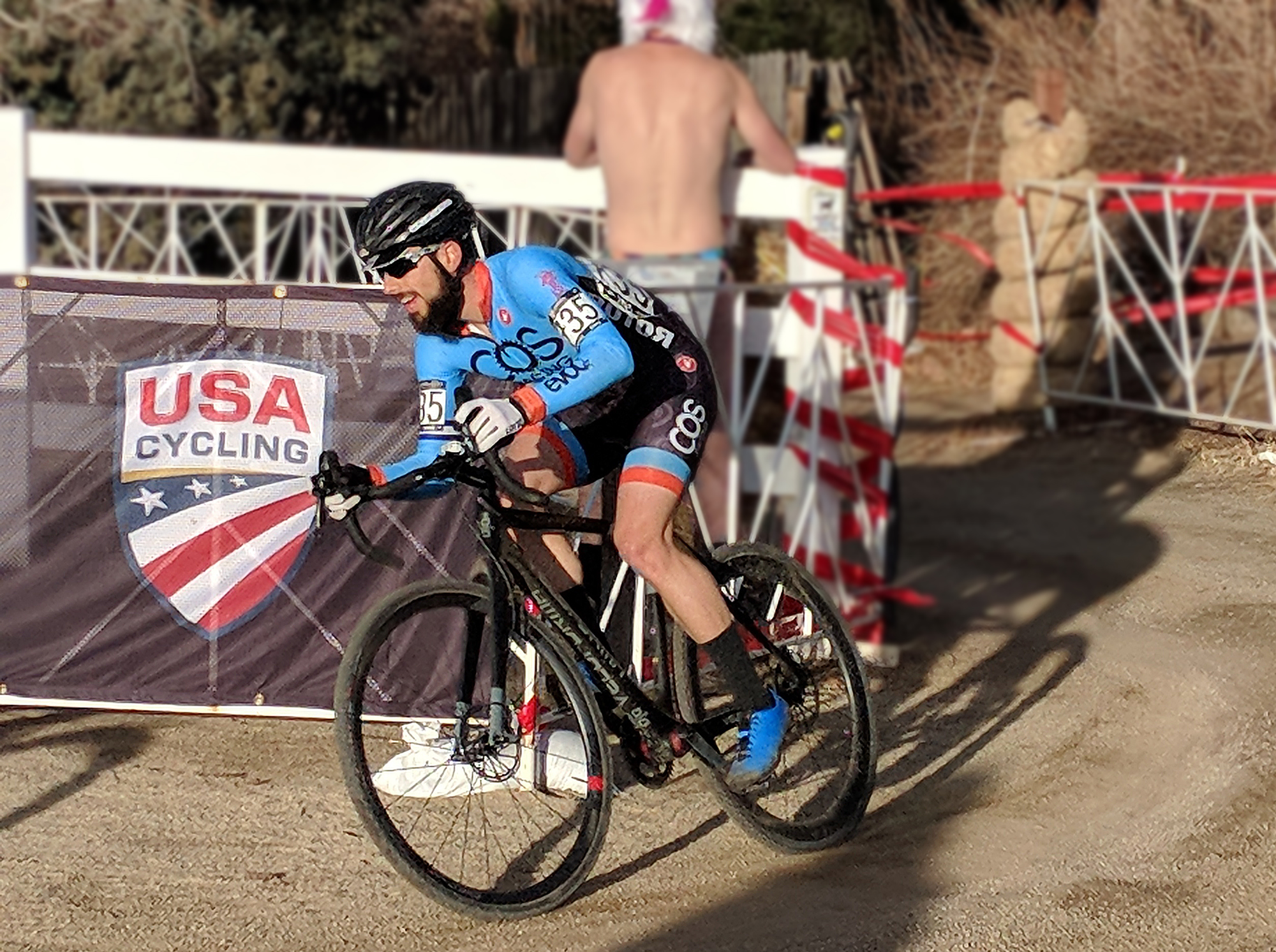 Fossell Races to 9th and 11th at Cyclocross Nationals
