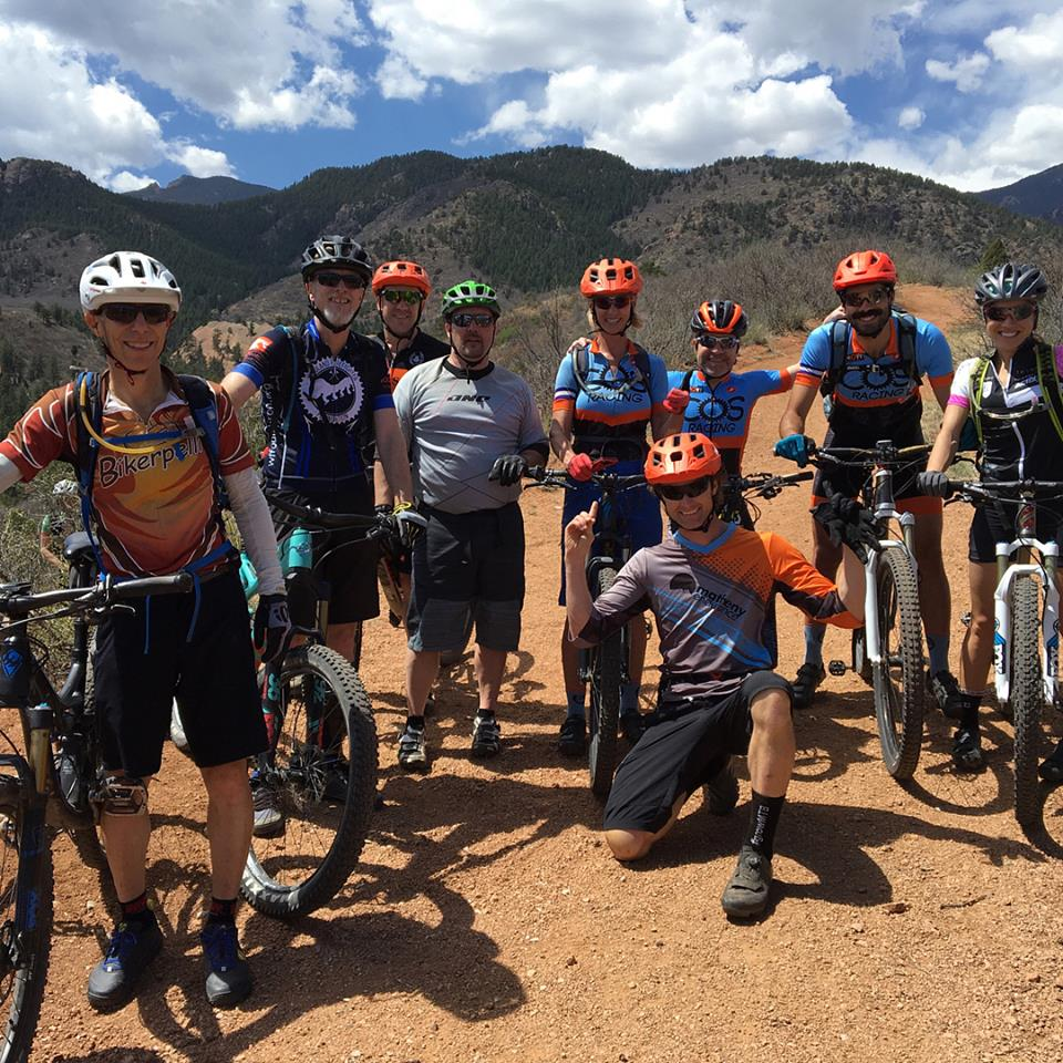 COS Racing hosts MTB Clinic at Red Rock Canyon Open Space