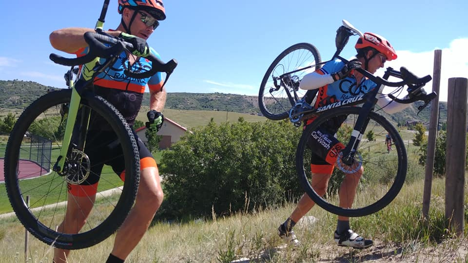 COS Racing Holds Team CX Clinic at Rhyolite Park