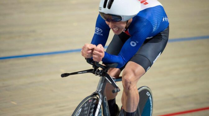 Two Bronze Medals For Chris Murphy at UCI Para-cycling World Championships