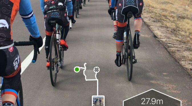 COS Racing Team Hosts Team Road Racing Clinic