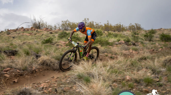Rosaly Takes 2nd in Cat 1 at G3 MTB Stage Race