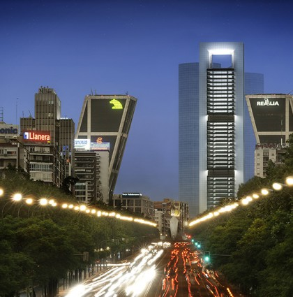 Repsol Tower