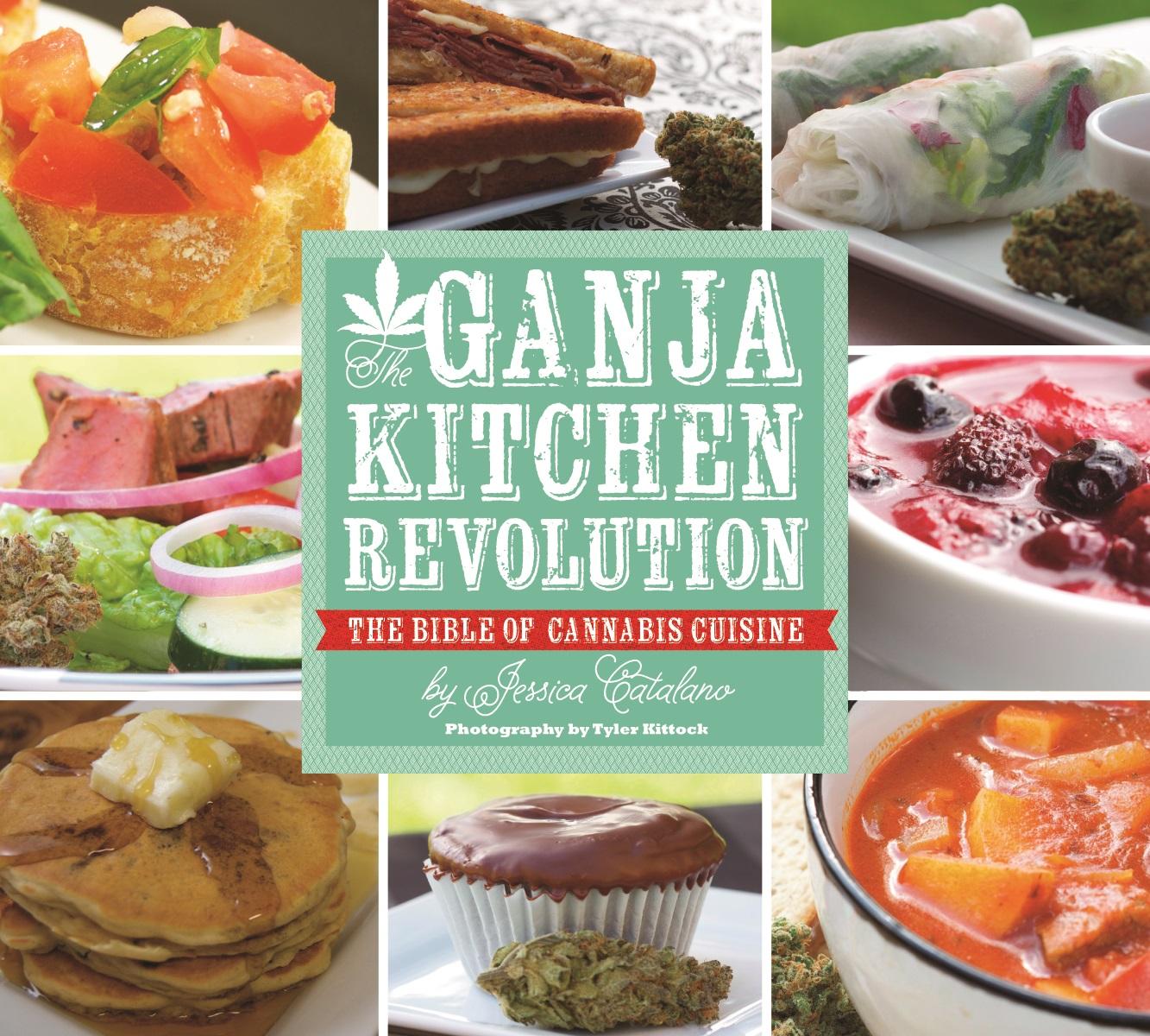 The Ganja Kitchen Revolution