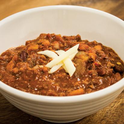 Gluten-Free Tex-Mex Herijuana Cinnamon Chili Recipe