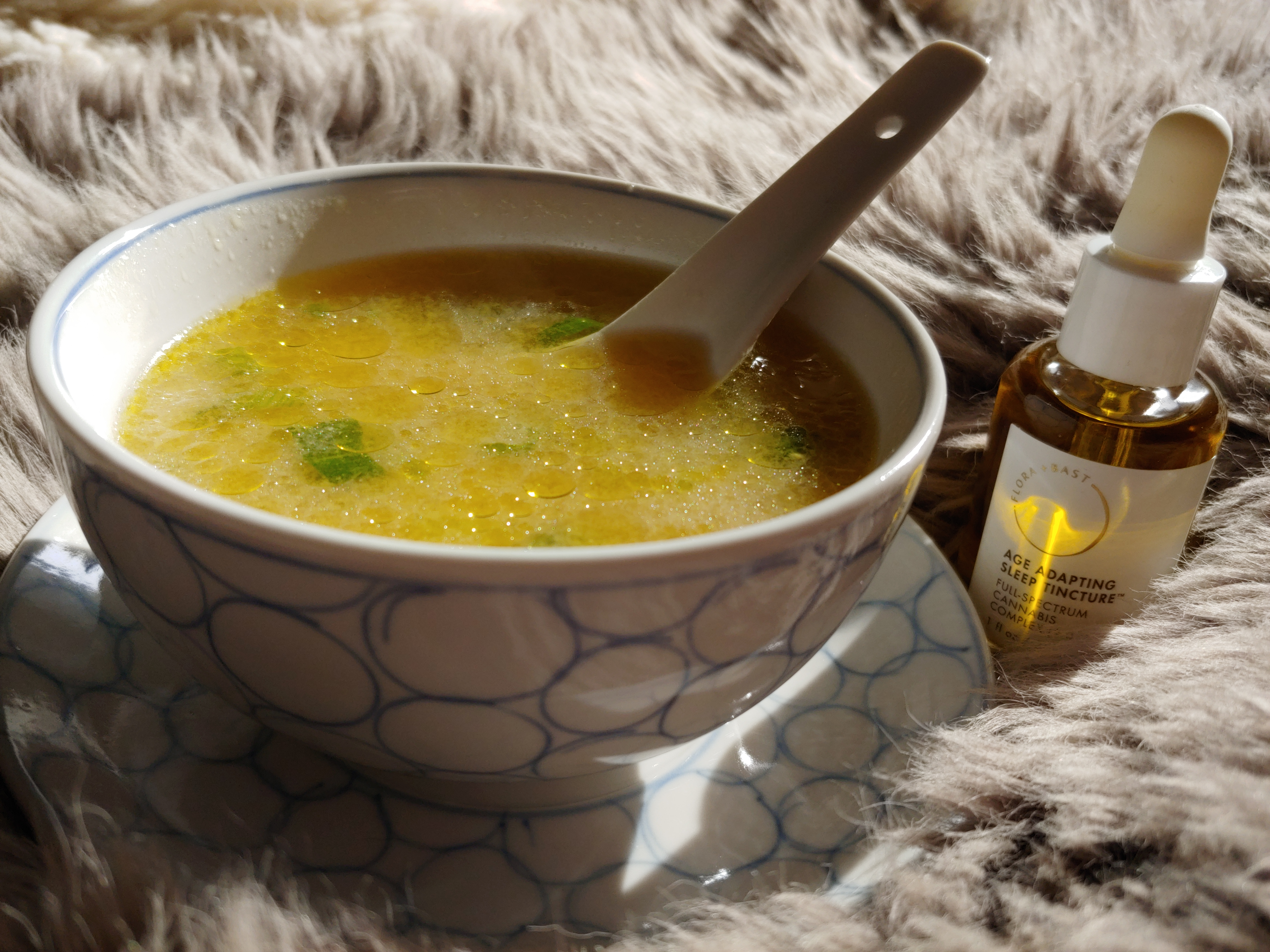Vegan Gluten-Free Miso Broth Recipe