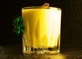 Gluten-Free Brandy Vanilla Kush Egg Nog