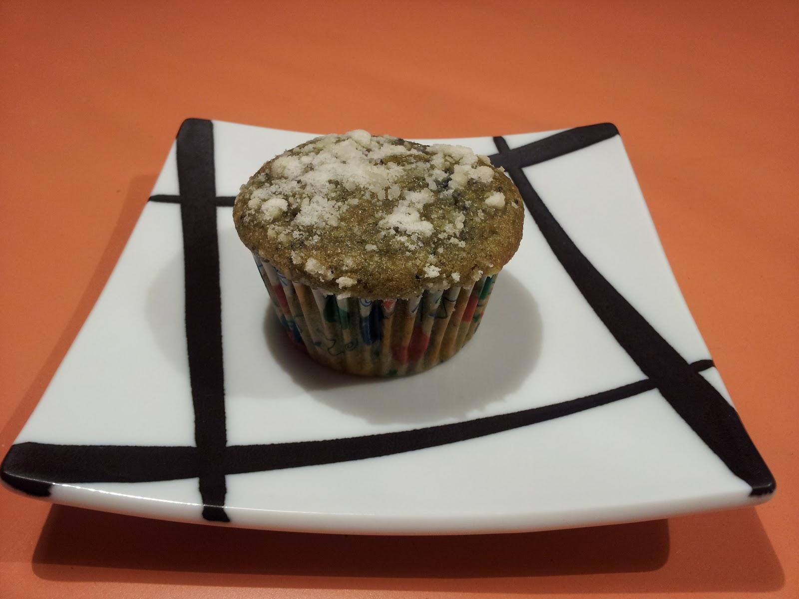 Super Lemon Haze Berry Blast Muffins
