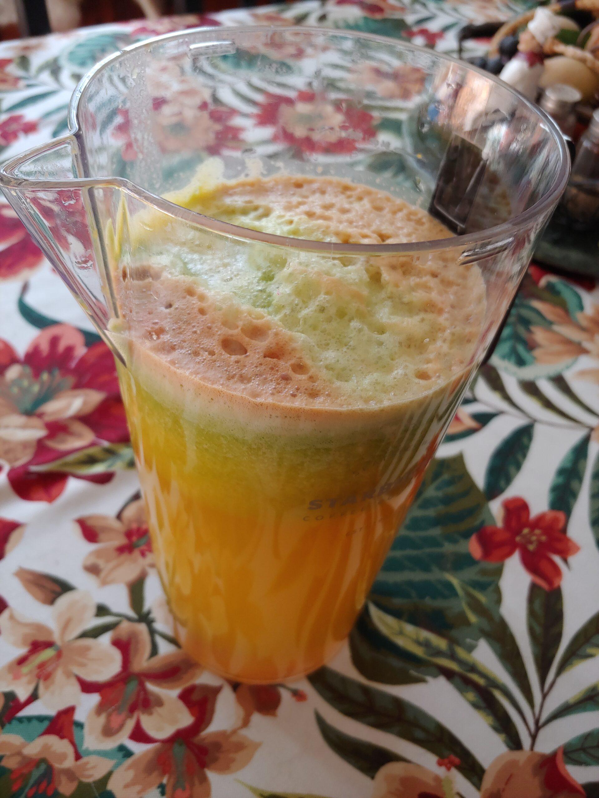Mary Jane's CBD Rainbow Warrior Juice