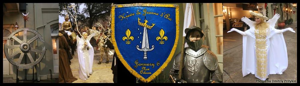 Krewe de Jeanne d'Arc