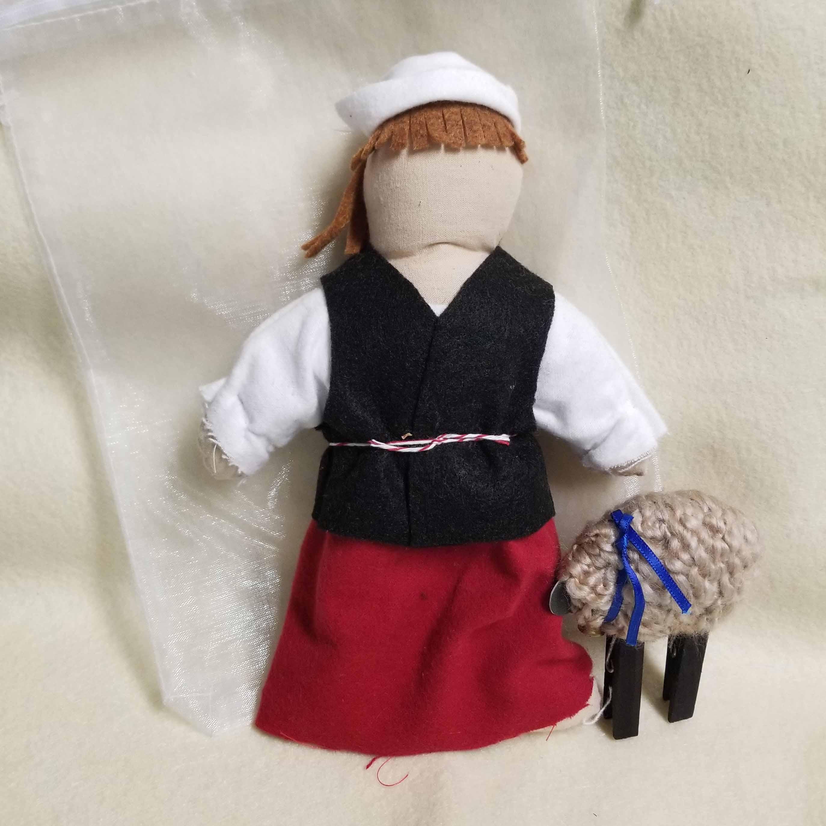 2020 Joan Doll 4 pk