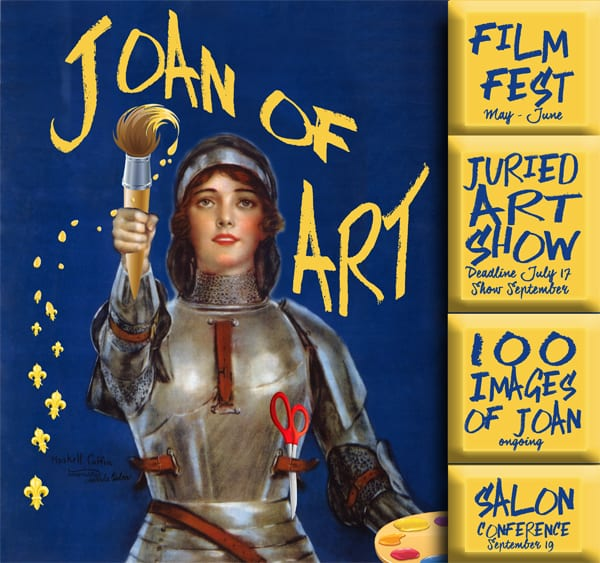 Joan Of Art