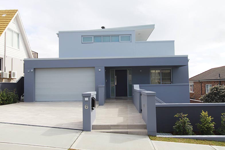 South Coogee New House & Pool 2 - Edifice Build