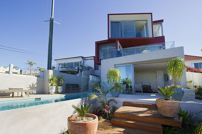 South Coogee New House & Pool 1 - Edifice Build