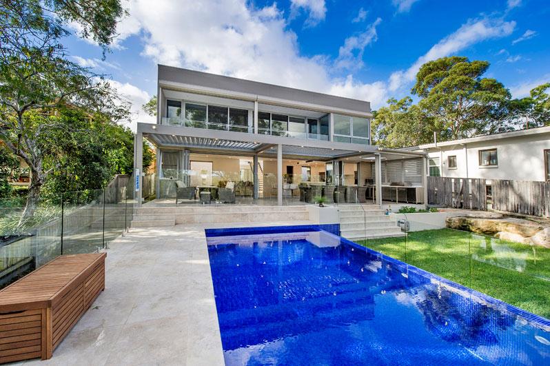 Illawong New House & Pool - Edifice Build