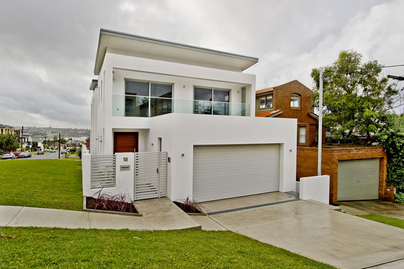 South Coogee New House & Pool 3 - Edifice Build