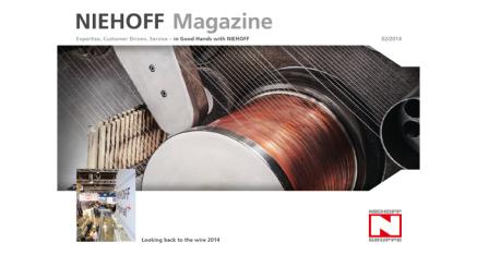 Niehoff Magazine - Issue 2/2014