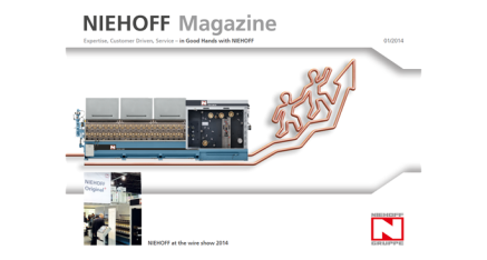 Niehoff Magazine - Issue 1/2014
