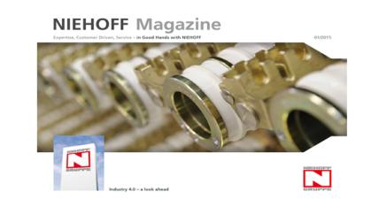 Niehoff Magazine - Issue 1/2015