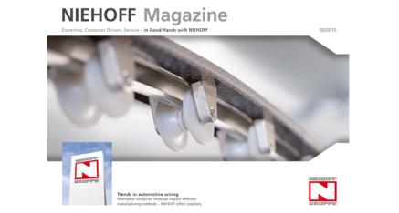 Niehoff Magazine - Issue 2/2015