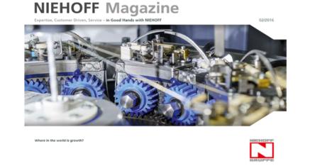 Niehoff Magazine - Issue 2/2016