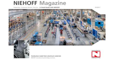 Niehoff Magazine - Issue 1/2017