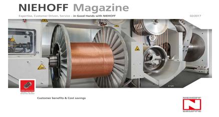 Niehoff Magazine - Issue 2/2017