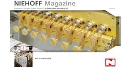 Niehoff Magazine - Issue 1/2018