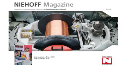 Niehoff Magazine - Issue 2/2018