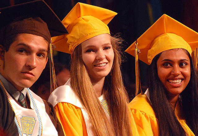Owings Mill graduation