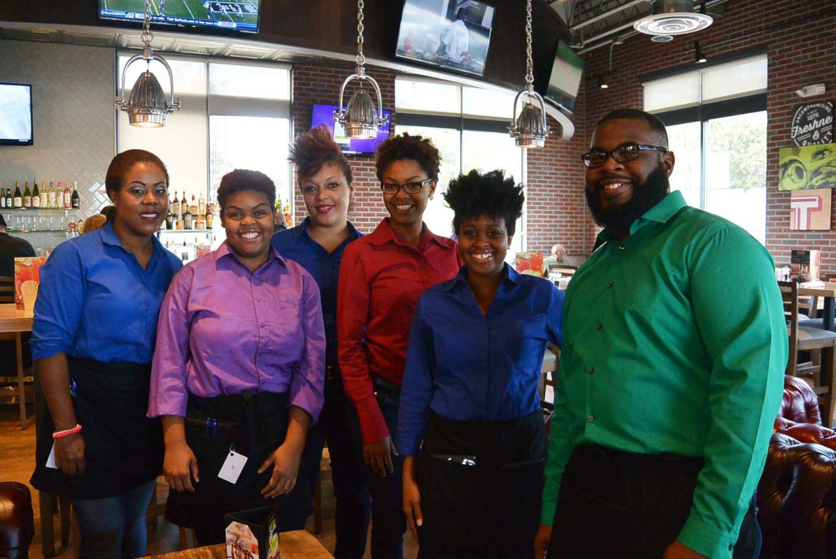 Ruby Tuesday staff