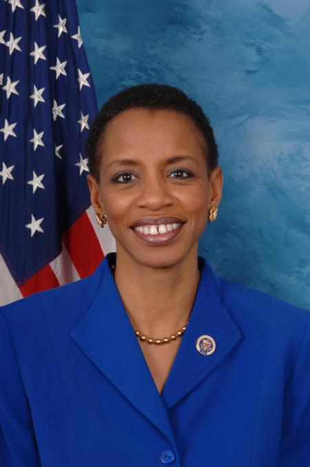 U.S. Representative Donna Edwards