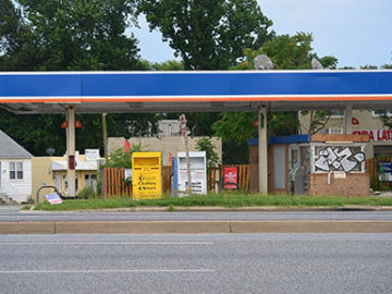 Gulf Gas Catonsville