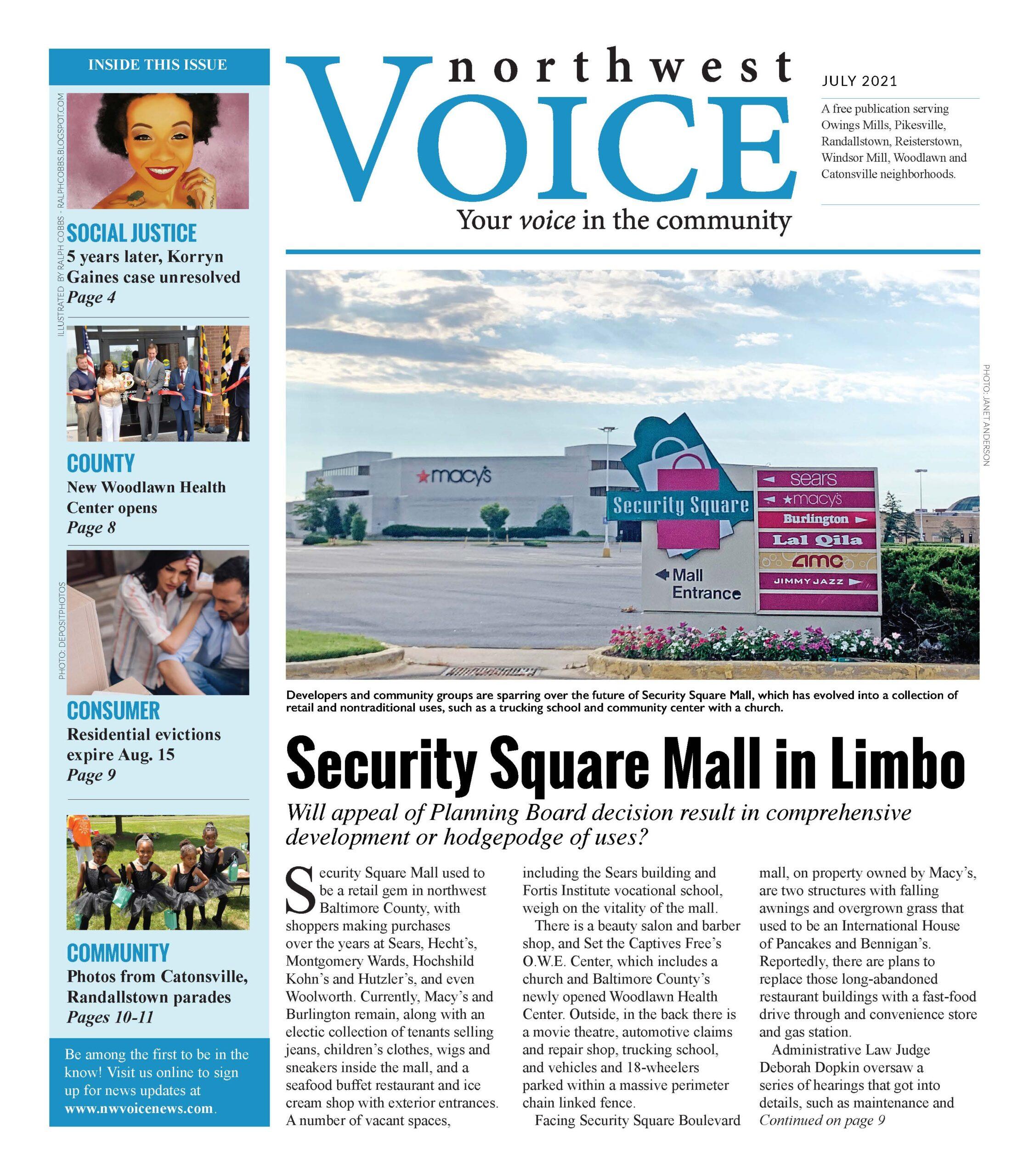 NWV July cover