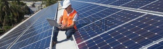 San Luis Obispo electrical contractors Electricraft installs SolarPod Crown on church roof