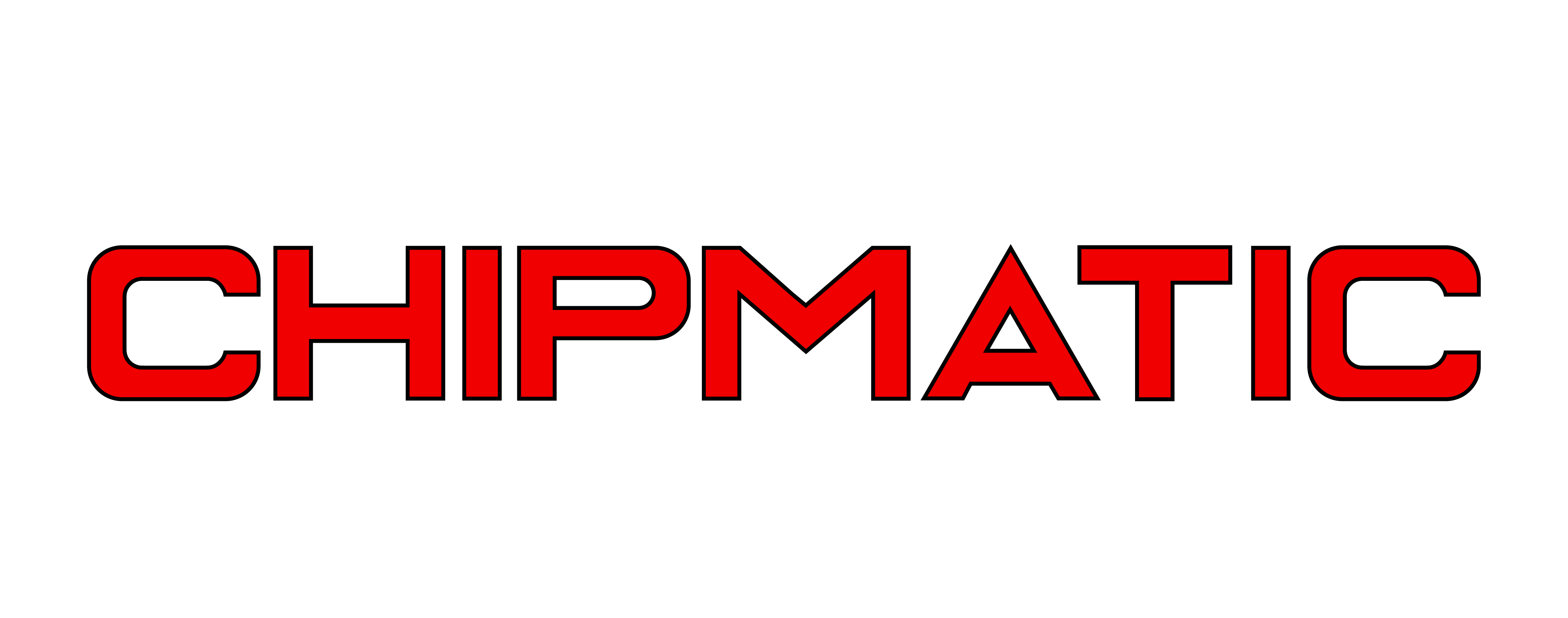 THE CHIPMATIC COMPANY Logo