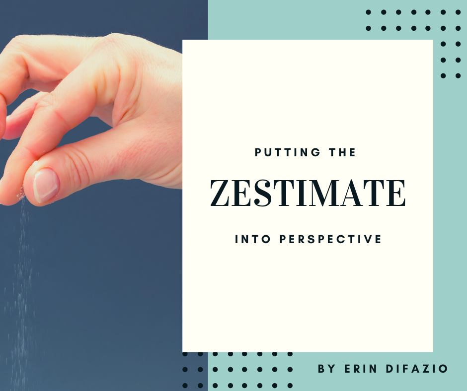 Putting the Zestimate into Perspective